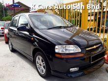 2005 Chevrolet Aveo 1.5 (A) FULL SPEC GOOD CONDITION