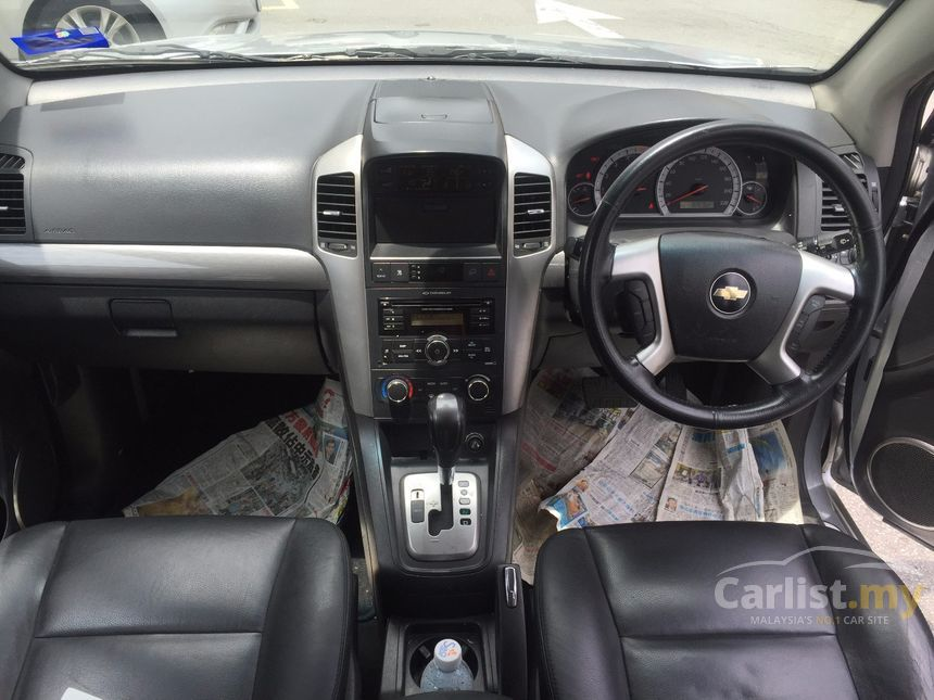 Chevrolet Captiva 2008 20 in Selangor Automatic SUV Silver for RM