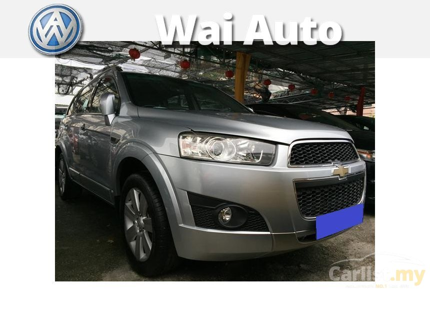 2011 Chevrolet Captiva SUV