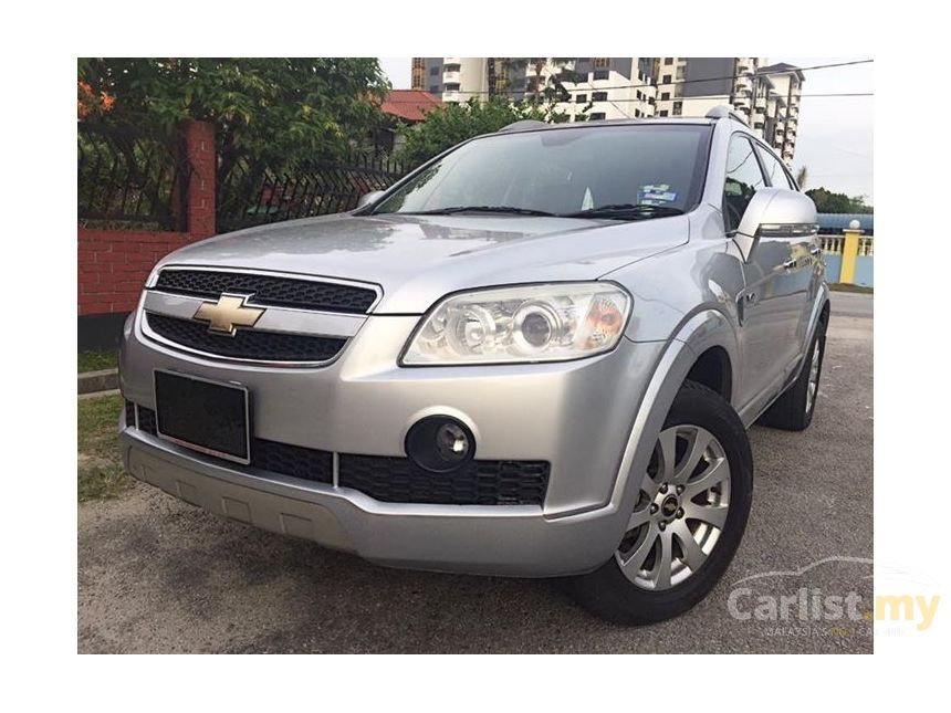 2008 Chevrolet Captiva SUV