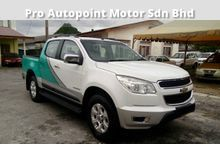 2013 Chevrolet Colorado 2.8 [A] Diesel Turbo 4 X 4
