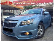Chevrolet Cruze 1.8(A)SPORT EDITION-0 Down Payment-ANG PAO PROMO-r2011-WARRANTY