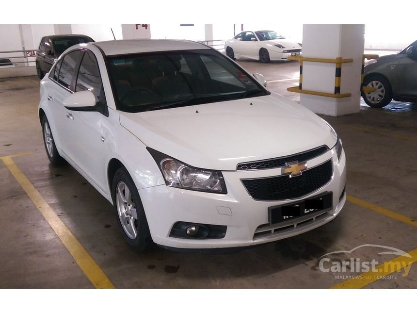 White Chevy Cruze >> Chevrolet Cruze 2010 LT 1.8 in Selangor Automatic Sedan White for RM 35,000 - 3744964 - Carlist.my