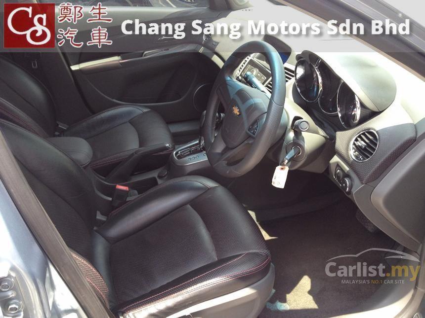 2010 Chevrolet Cruze LT Sedan