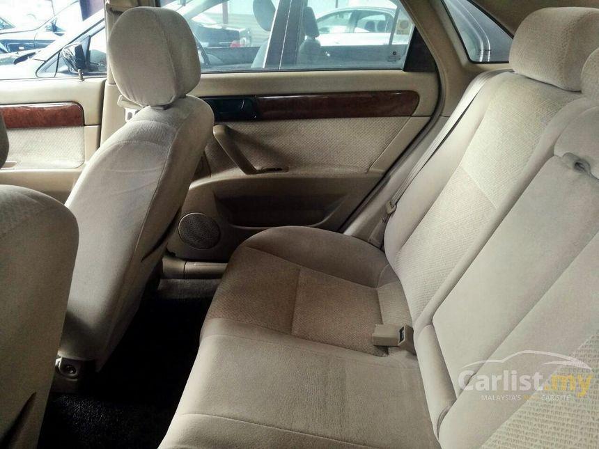 2008 Chevrolet Optra Magnum Sedan