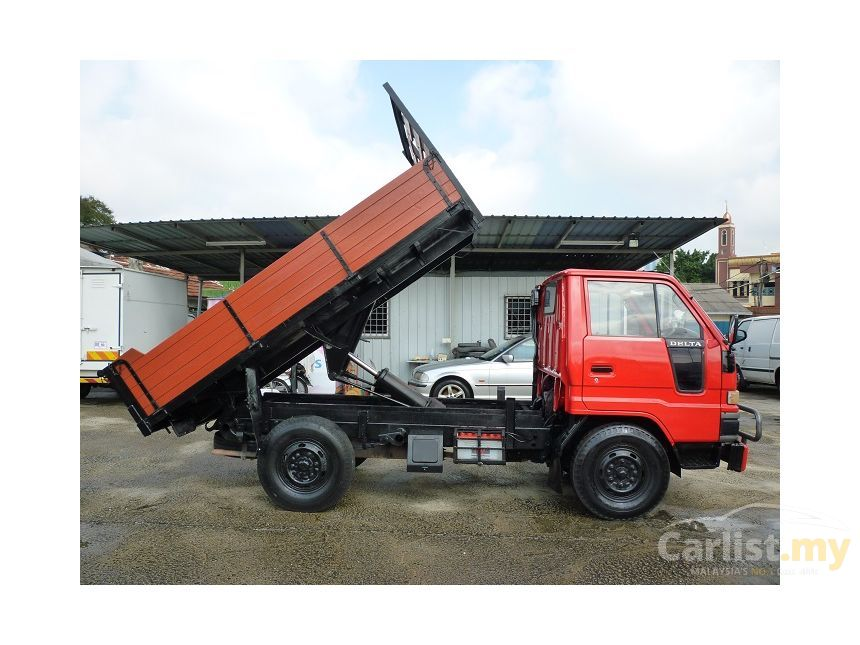 Daihatsu Delta 2007 36 in Selangor Manual Lorry Red for RM 38800