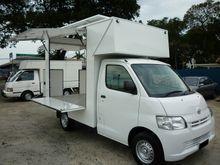 1 Ton Daihatsu Gran Max 1.5 DVVT Mobile Cafe Pasar Malam Event Lorry, Petrol