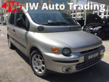 2005 Fiat Multipla 1.9 (M) 1.9 TURBO DIESEL ENGINE 2 SONROOF LIKE NEW