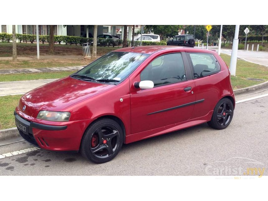 fiat punto 2001 hgt 1 8 in putrajaya manual hatchback others for rm 12 888 3808136. Black Bedroom Furniture Sets. Home Design Ideas