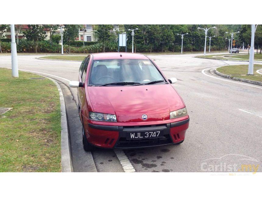 fiat punto 2001 hgt 1 8 in putrajaya manual hatchback Fiat Punto 1998 2018 Fiat Punto
