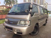 2006 Ford Econovan 2.5 Maxi Van