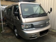 2005 Ford Econovan 2.5 -MANUAL  -11 SEATER