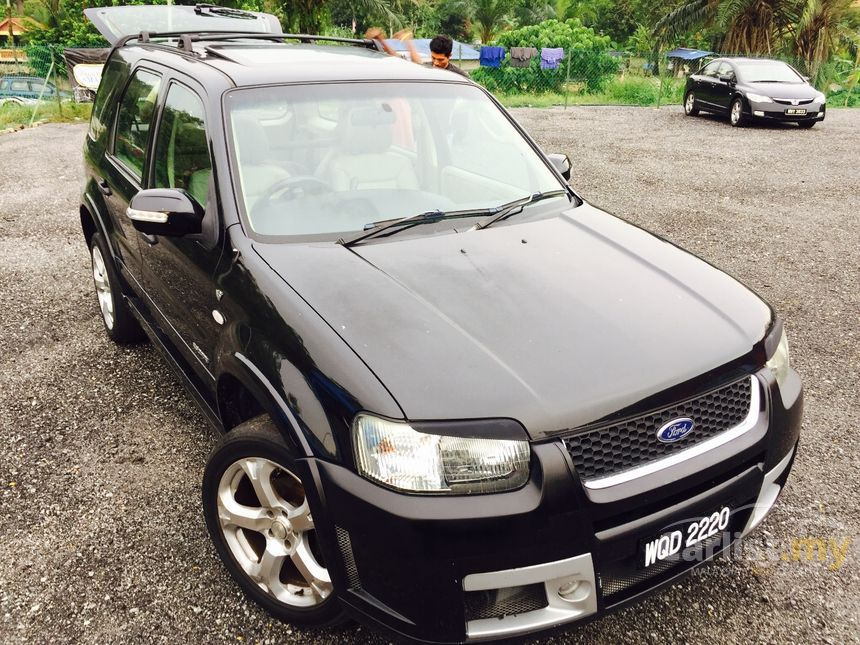 Ford Escape 2007 Limited V6 3.0 in Selangor Automatic SUV