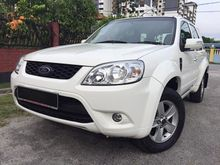 2012 Ford Escape 2.3 XLS SUV