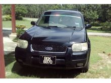 2002 Ford Escape 2.0 XLT SUV (A)