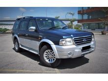 2005 Ford Everest 2.5 GOOD IN CONDITION