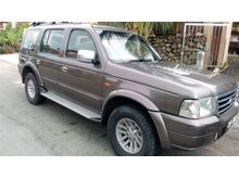 2004 Ford Everest 2.5 XLT SUV (A)