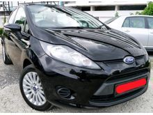 2012 Ford Fiesta 1.6 (A) LX FULL SPEC SEDAN SPORT