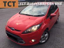 2011 Ford Fiesta 1.6 (A) SPORT EDITION,CAREFUL OWNER