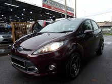 Ford Fiesta 1.6(A) FULL LOAN AVAILABLE CTOS CCRIS