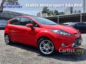 2012 Ford Fiesta 1.6 Sport Hatchback ** LADY CAREFUL OWNER.., FULL SERVICE RECORD... LOW MLG... ACCIDENT FREE... CLEAN INTERIOR... TIP-TOP CONDITION **