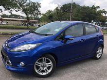 2013 Ford Fiesta 1.6 S (AT) Sport Edition