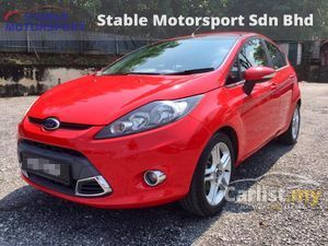 2011/12 Ford Fiesta 1.6 Sport Hatchback ** CAREFUL OWNER... FULL SERVICE ON TIME... LOW MLG... ACCIDENT FREE... CLEAN INTERIOR... MUST VIEW **