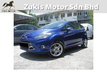 (GREAT DEAL)(ORI 11)(FOC ROAD TAX)(SPORT)(MONTHLY RM4XX)(9 YEARS LOAN)(FORD FIESTA 1.6 SPORT)