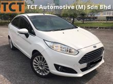 2013 Ford Fiesta 1.5 Titanium full spec