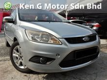 2010 Ford Focus 2.0 Ghia Sedan FREE 1 YEAR WARRANTY,FREE SERVICE,FREE TINTED,FREE SMART TAG,FREE FULL TANK t and c..