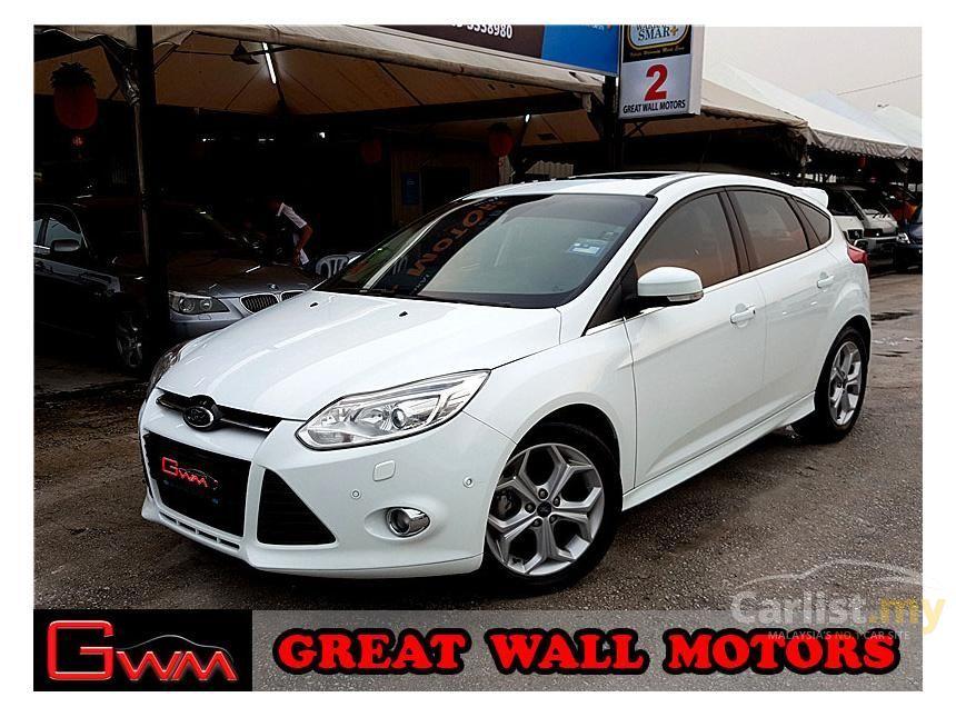 2014 ford focus sport hatchback - Ford Focus 2014 Hatchback White