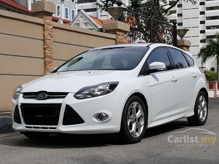 ford focus 2013 sport 2 0 in penang automatic hatchback white for rm 62 000 2626618. Black Bedroom Furniture Sets. Home Design Ideas