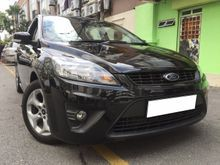 Ford Focus 2.0 (AT) SPORT VERSION  HATCHBACK TDCI DIESEL 6 SPEEDS 2012