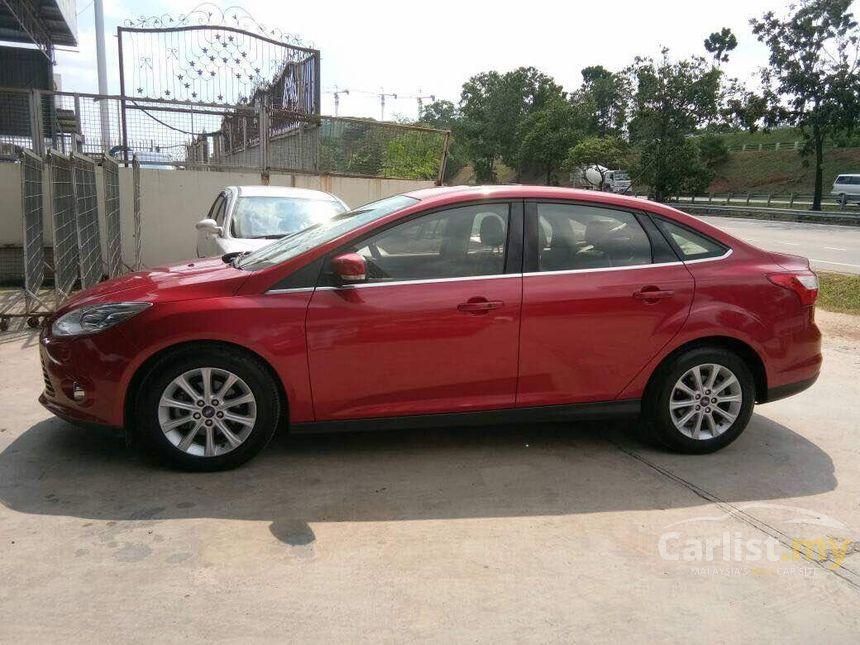 Ford Focus Used Car Price