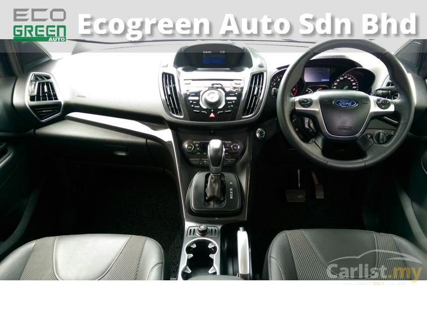 2013 Ford Kuga Ecoboost SUV