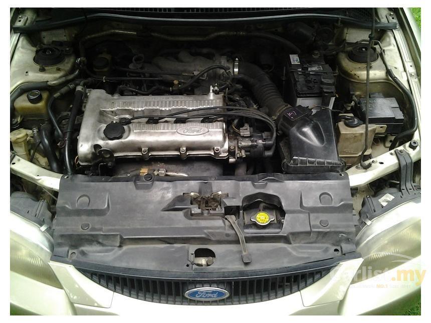 1996 Ford Laser LYNX Sedan