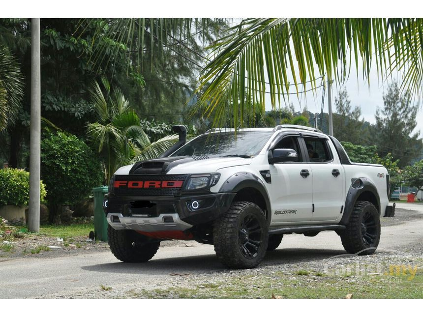 ford ranger 2014 wildtrak 3 2 in perak automatic pickup truck white for rm 80 000 3624361. Black Bedroom Furniture Sets. Home Design Ideas
