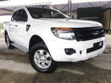 2013 Ford Ranger 2.2 (M) POWERFUL 4X4 LIKE NEW