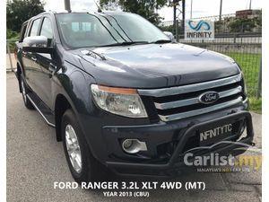 2013 Ford Ranger 3.2 XLT Pickup Truck