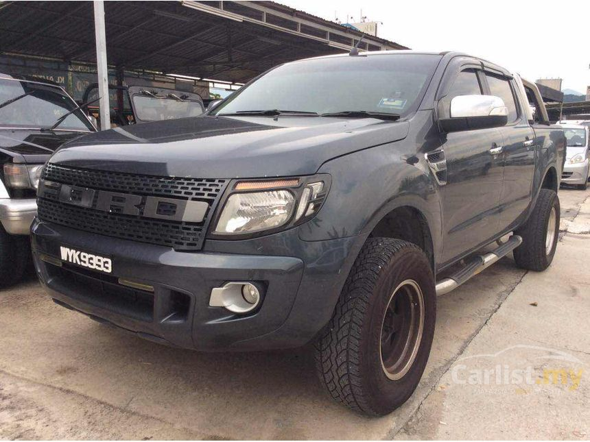 ford ranger 2013 xlt 2 2 in selangor automatic truck black for rm 75 800 3262832