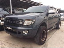 2013 FORD RANGER 2.2 (A) XLT FULL SPEC** SPECIALIST FOR ALL KIND OF 4X4 AND YEAR ** CALL US NOW ** FOR SURE WILL GIVE U THE BEST PRICE **