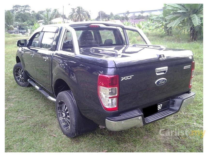 2013 Ford Ranger XLT Pickup Truck