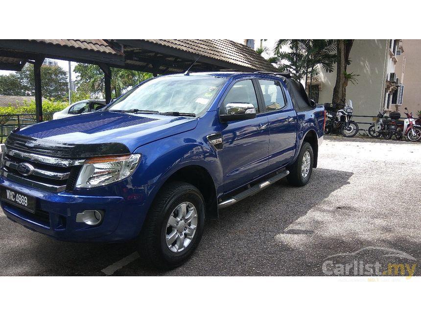 2012 ford ranger blue - photo #14