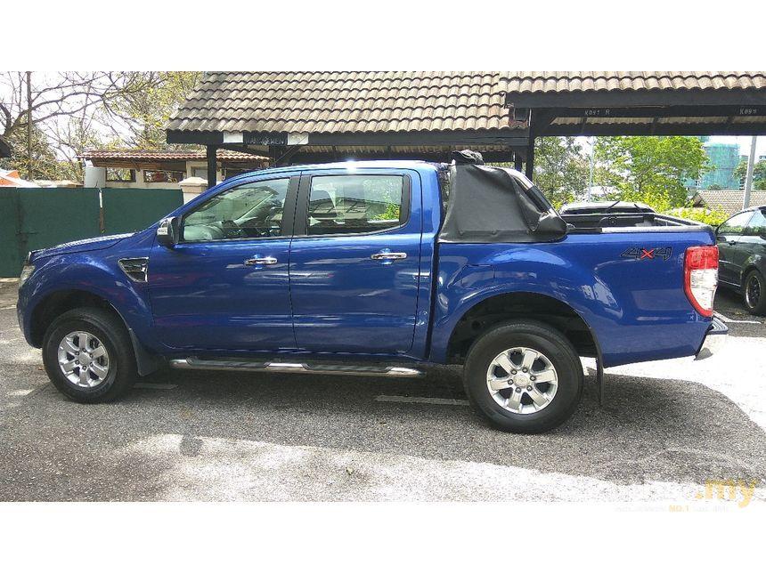 Ford pickup trucks 2012