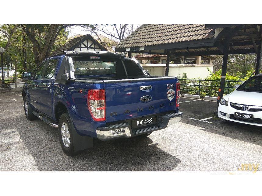 2012 ford ranger blue - photo #48