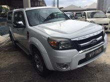 2012 Ford Ranger 2.5 XLT FULL SPEC, 4X4 , COME WITH CANOPY, NEW CAR FEEL, FULL LOAN AVAILABLE