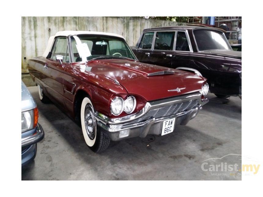 Ford Thunderbird 6 4 A