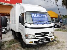 2009 Hino 300 Series 4.0 (M) -- GREAT DEAL --