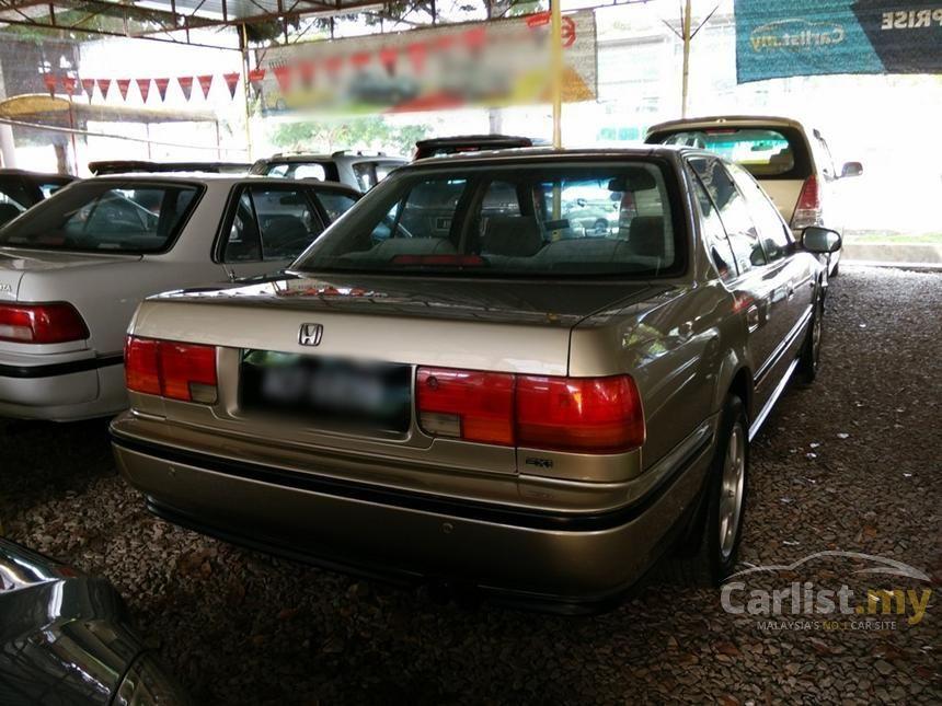1993 Honda Accord Exi Sedan
