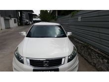 2009 Honda Accord 2.4 VTi-L Sedan